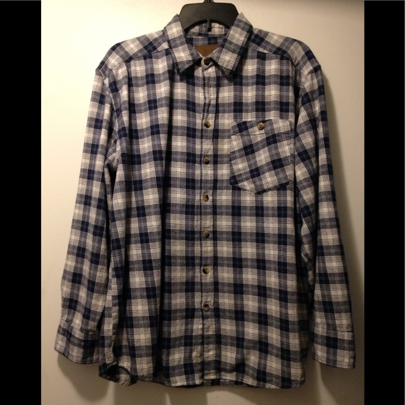 Outdoor Life Other - Outdoor Life plaid shirt Mens large cotton
